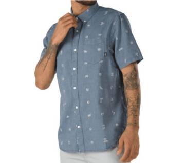 House Eyeballed Short Sleeve Shirt