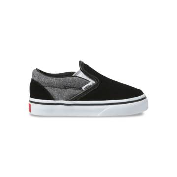 TODDLER CLASSIC SLIP ON GREY