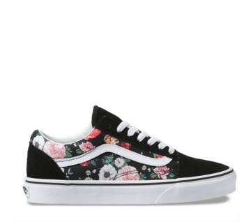 OLD SKOOL GARDEN FLORAL