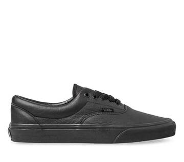 ERA LEATHER BLACK MONO