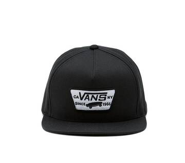 Full Patch Snapback Hat