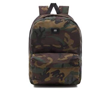 Old Skool 2 Camo Backpack
