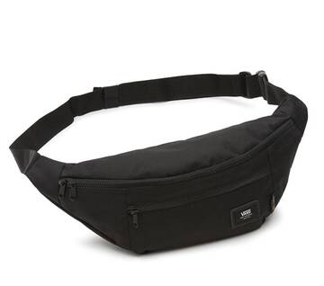Ward Cross Black Bumbag