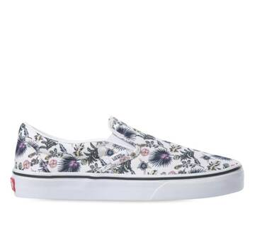 Classic Slip-On Paradise Floral