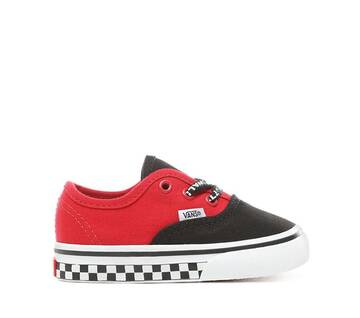 Toddler Authentic Logo Pop Black/Red