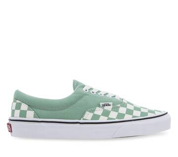 Era Checkerboard Neptune Green/True White