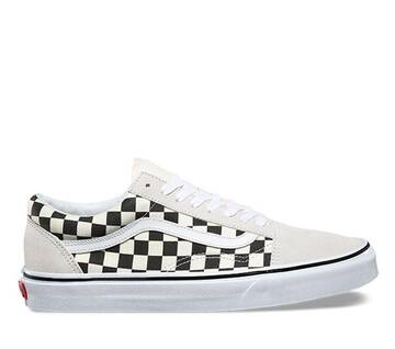 Old Skool Checkerboard