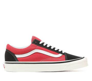 Anaheim Factory Old Skool 36 DX Black/Red