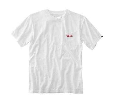 Chest Logo White Tee