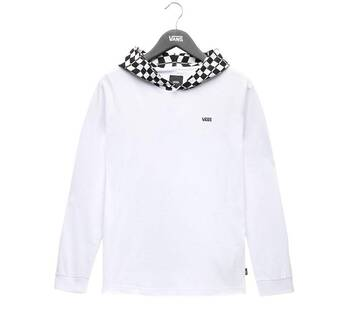 Doren Hooded Long Sleeve Tee