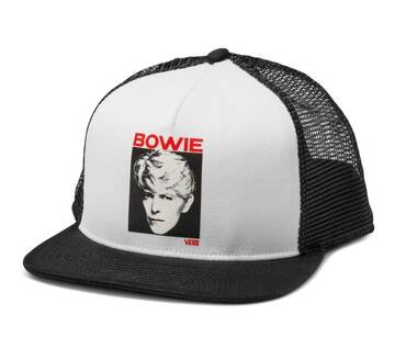Vans x David Bowie Serious Moonlight Trucker Hat