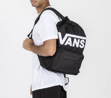 OLD SKOOL III BACKPACK BLACK-WHITE
