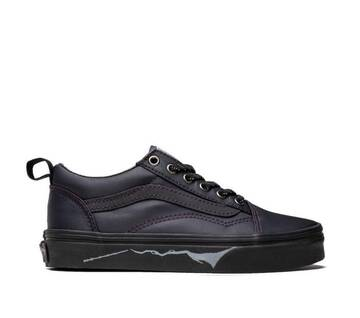 Vans X Harry  Potter Kids Old Skool Deathly Hallows