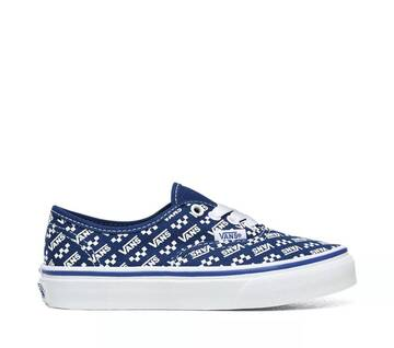 YOUTH AUTHENTIC LOGO REPEAT TRUE BLUE