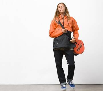 Space Voyager Anorak