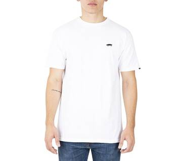 Salton White/Black Short Sleeve T-Shirt