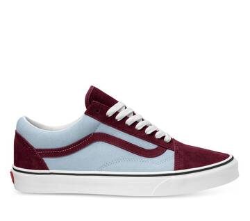 Old Skool 2-Tone Suede