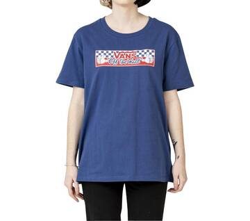BMX BOYFRIEND TEE TRUE NAVY