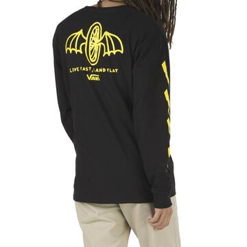 LARRY EDGAR LONG SLEEVE BLACK