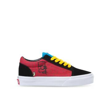 The Simpsons x Vans Kids Old Skool El Barto