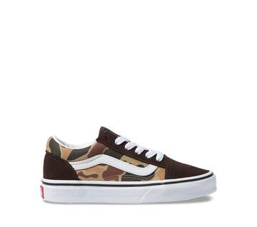 KIDS OLD SKOOL CAMO CHOC