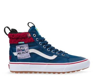 The Simpsons x Vans Sk8-Hi MTE 2.0 Dx Mr Plow