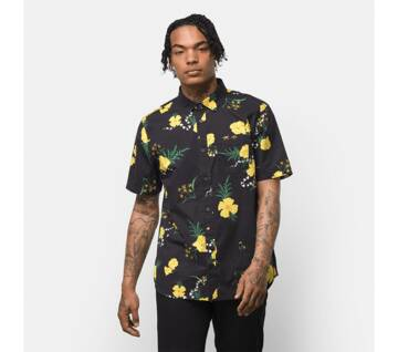 SUPER BLOOM FLORAL BUTTONDOWN SHIRT