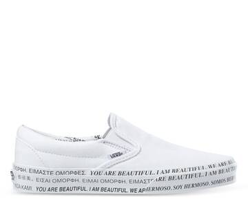Vans x We Are Beautiful CLASSIC SLIP-ON