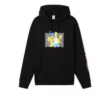 The simpsons x Vans Family Pullover Hoodie
