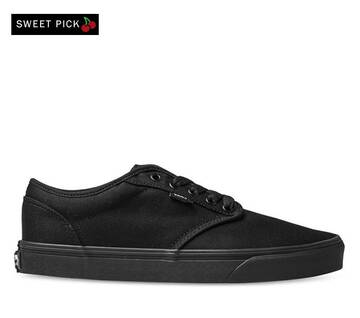 ATWOOD CANVAS BLACK
