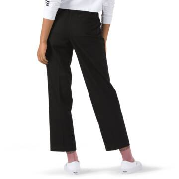 AUTHENTIC CHINO WOMENS BLACK