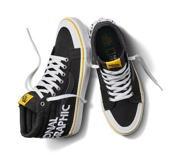 SK8-HI REISSUE NATIONAL GEOGRAPHIC