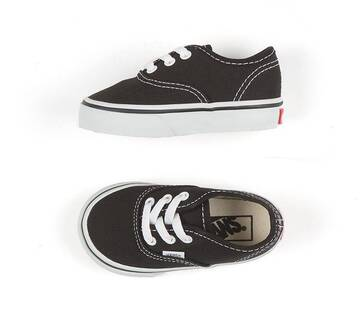 Kids Toddler Authentic Black