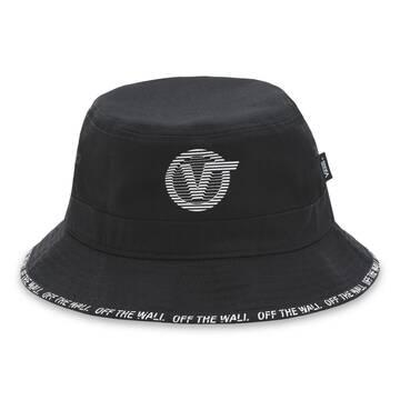 UNDERTONE BUCKET HAT BLACK