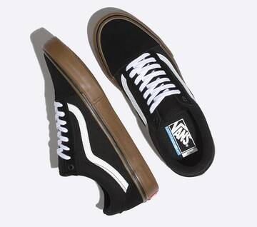 Old Skool Pro Black/White/Gum