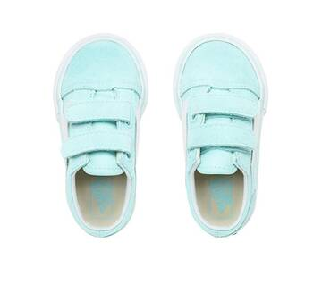Toddler Old Skool Velcro Tint/True White