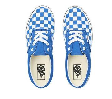 Era Checkerboard Blue/White