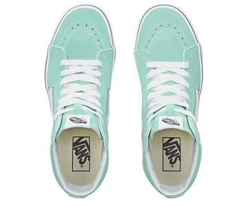 Sk8-Hi Neptune Green/True White