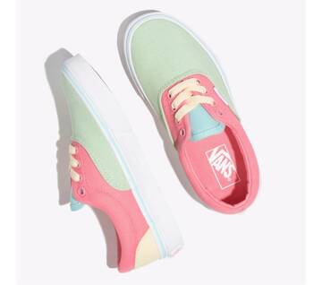 Kids Era Colour Block Pink/White
