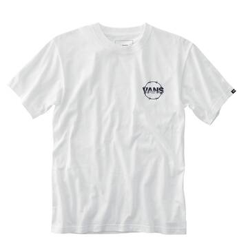 LAST TO LEAVE SHORT SLEEVE WHITE
