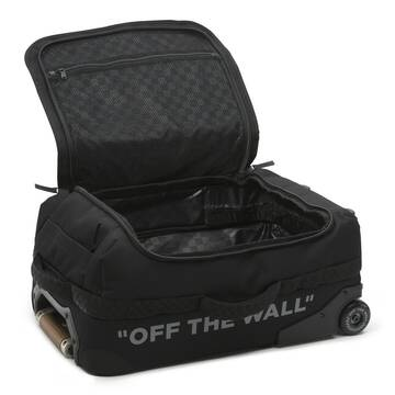 VANS CARRY-ON LUGGAGE BLACK