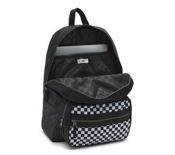 DISTINCTION II BACKPACK BLK WH