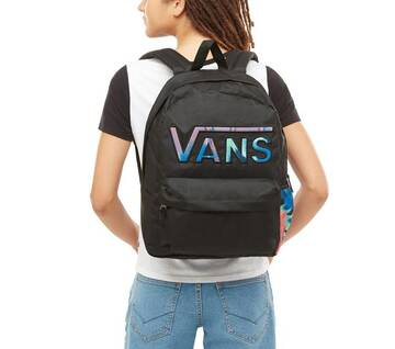 Realm Flying V Tie Dye Backpack