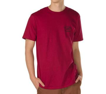 Authentic Workwear Rumba Red Short Sleeve Tee