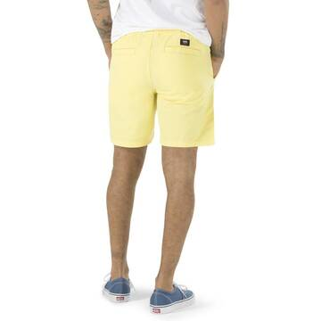 RANGE SHORT 18 YELLOW CREAM