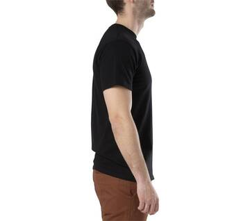 Salton Black Short Sleeve Shirt