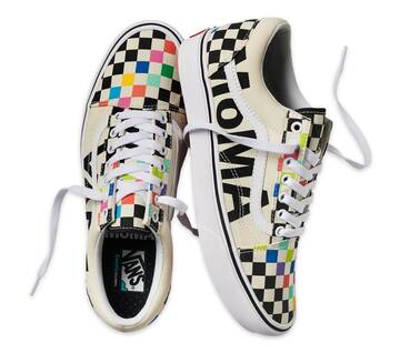 VANS MoMA COMFYCUSH OLD SKOOL