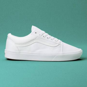 COMFYCUSH OLD SKOOL TRUE WHITE