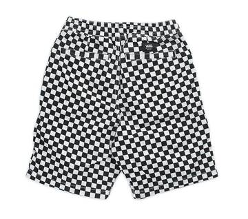 Boys Range Short Checkerboard