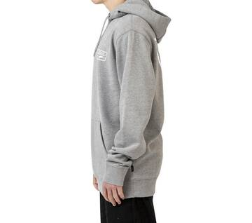 Full Patched Pull Over II Cement Heat